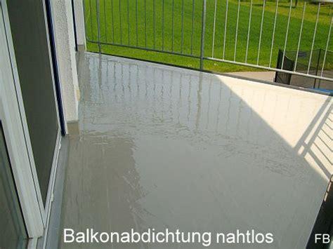 Triflex Balkonsanierung Kosten by Triflex Pro Terra Dachisolierung