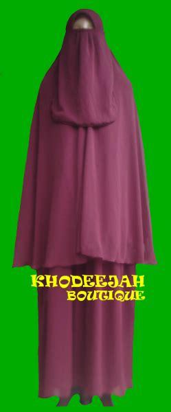 stelan gamis jilbab