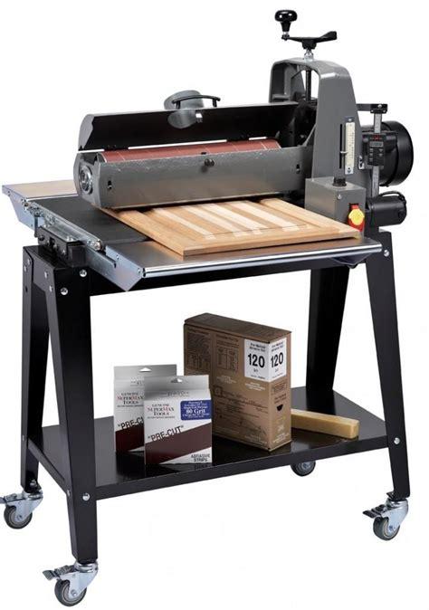 sanders woodworking supermax 19 38 drum sander