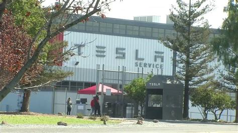 Lu Emergency Tesla tesla plans for major expansion in fremont abc7news