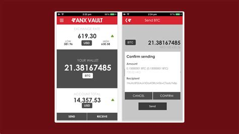 bitcoin miner android bitcoin exchange anx adds features to ios and android apps