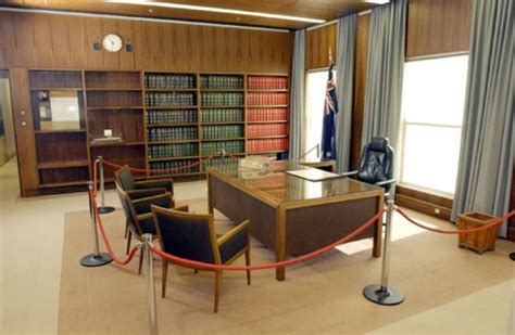 Office Of Prime Minister by Prime Minister S Suite 183 Museum Of Australian Democracy At