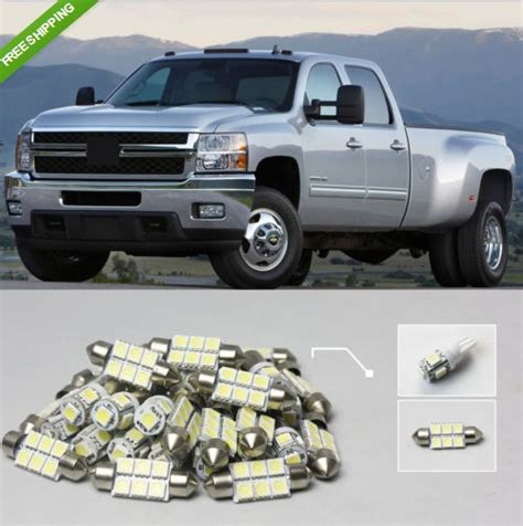 Interior Cab Lights by Led Interior Light Package Kit For Chevrolet Silverado