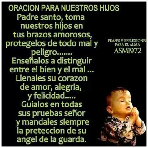 imagenes positivas para un hijo oraci 243 n para nuestros hijos decreto y afirmaciones