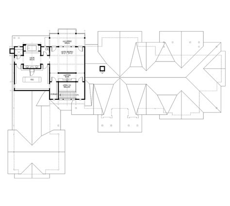 215 square feet craftsman style house plan 4 beds 6 5 baths 9870 sq ft
