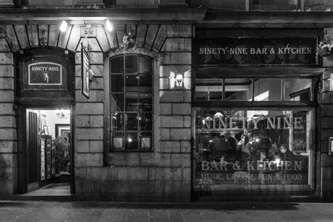 99 Bar And Kitchen by Insiders Tips For Cocktails In Aberdeen 187 Visitaberdeenshire