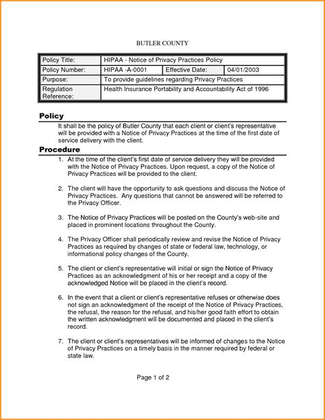 policy and procedures templates 8 policies and procedures template cashier resume