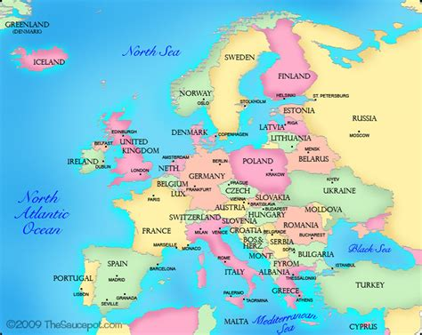 europe on map athens europe map thefreebiedepot