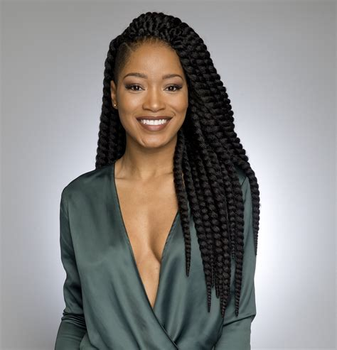best hair styles for black women that cant wear perms keke palmer red carpet hairstyles essence com