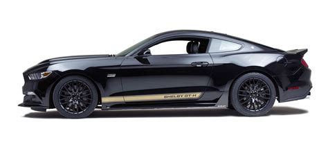Ford Mustang Hertz by 2016 Ford Shelby Mustang Gt H Celebrates Hertz Rental