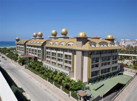 The King S Palace hotel aydinbey palace and spa side
