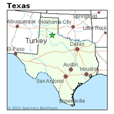 turkey texas map best places to live in turkey texas