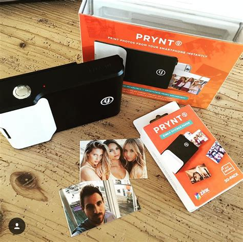 that prints photos instantly now you can instantly print photos from your phone so