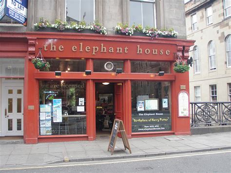 elephant house edinburgh j k rowling and the wizard world 171 writers anonymous