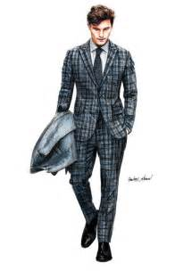 the 25 best fashion illustration men ideas on pinterest