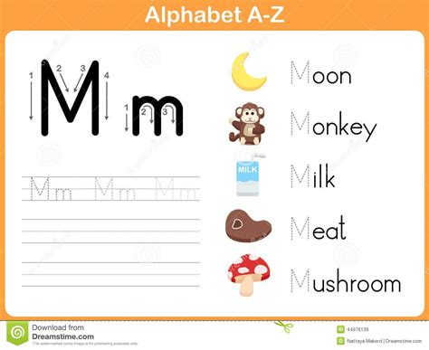 a to z alphabet tracing worksheets free worksheet printables