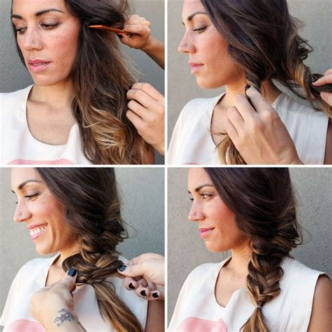 diy haircuts for 101 easy diy hairstyles for medium and long hair to snatch