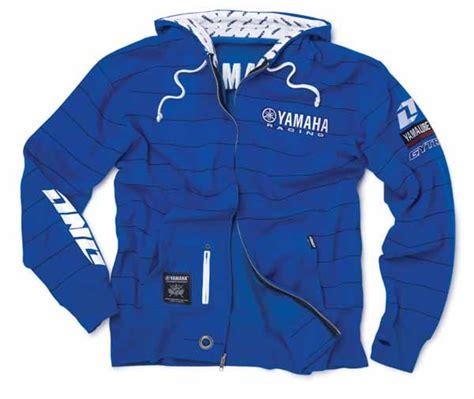 yamaha zip hooded sweatshirt 2009