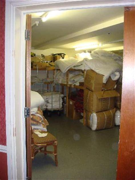 hotels with open fires in the bedroom poor housekeeping in linen room and fire door quot wedged open