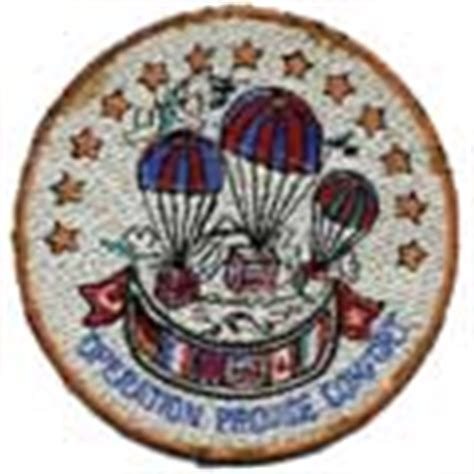 operation provide comfort medals f 16 units usaf ang 149th fighter squadron