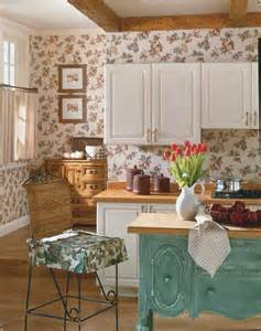 Decorating Ideas Country Fruits And Flowers Country Decorating Idea Fruits And