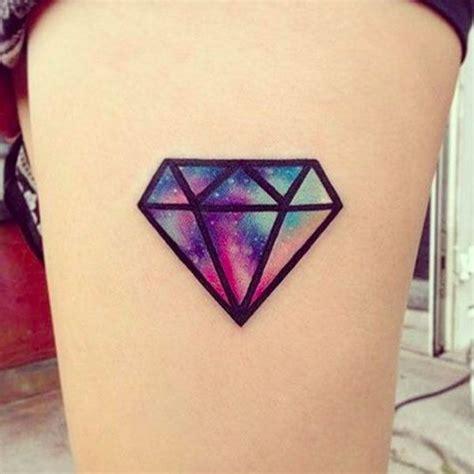 tattoo diamond galaxy 25 best ideas about galaxy tattoos on pinterest future