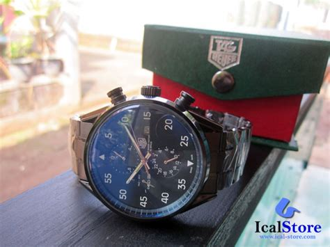 jam tag heuer space x