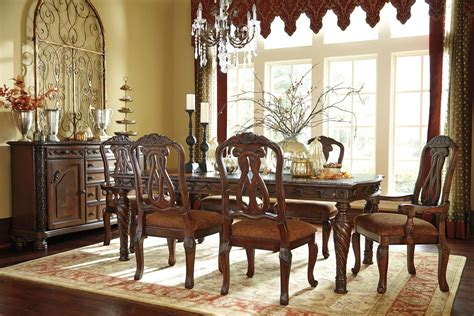 shore rectangular extendable dining room set from
