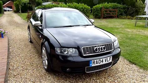 video review of 2004 audi s4 4 2 for sale sdsc specialist cars cambridge youtube