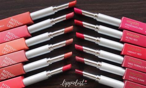 Harga Pasaran Lipstik Wardah Lip 7 warna lipstik wardah matte terbaik