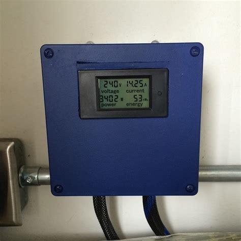 gm volt forum watt hour meter mod for clipper creek evse