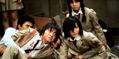 film online japanese can you see battle royale as a tv series on the cw