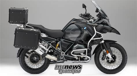 edition black bmw accessories coming    gs