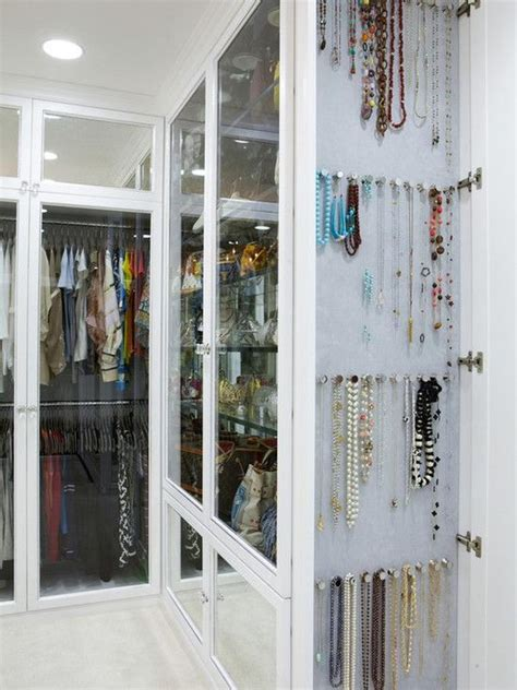 Closet Door Jewelry Organizer 30 Creative Jewelry Storage Display Ideas Hative