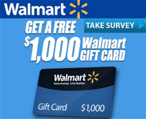Win A 1000 Walmart Gift Card For Free - walmart win 1 of 5 walmart gift cards valued at 1 000 giveawayus com