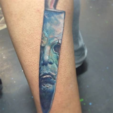 small halloween tattoos 12 creepy tattoos oddee