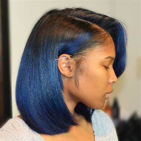 hairstyles for women over 60 african american 60 showiest bob haircuts for black women ombre bob and ombre