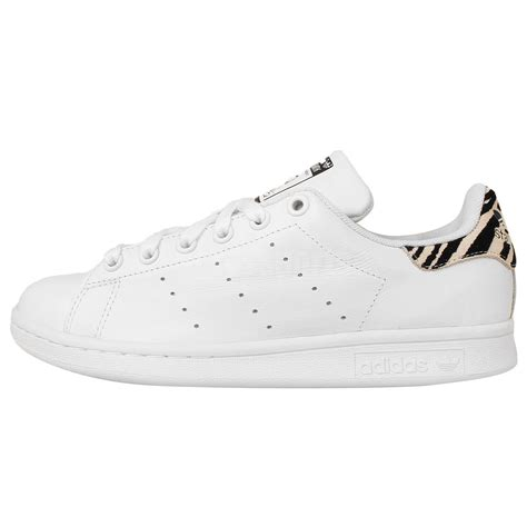 adidas stan smith w white zebra 2015 womens classic casual shoes sneakers