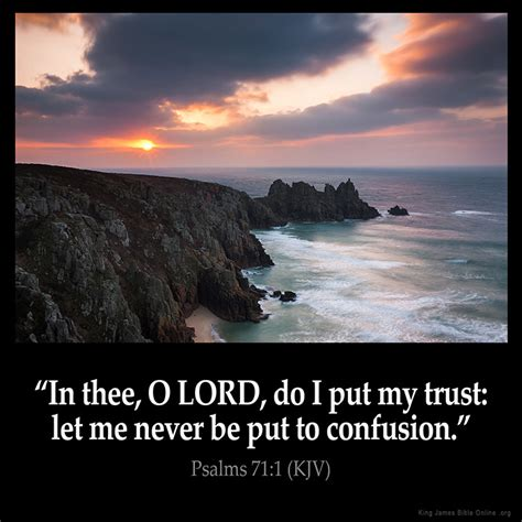 do you trust me the chronicles of lorrek volume 4 books psalms 71 1 inspirational image
