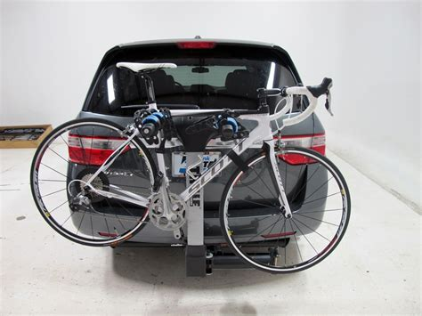 Bike Rack Honda Odyssey by Honda Odyssey Thule Apex Swing 4 Bike Rack For 2 Quot Hitches