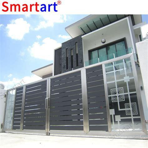 china house main iron gate designs steel gate design