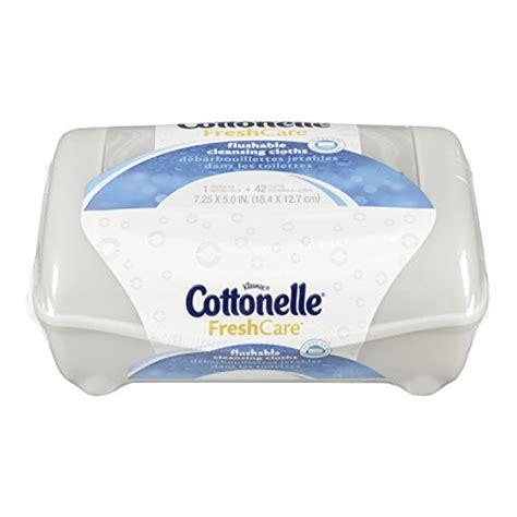 Dacco Baby Wipes Cotton 25 Sachet kleenex cottonelle freshcare flushable cleansing cloths