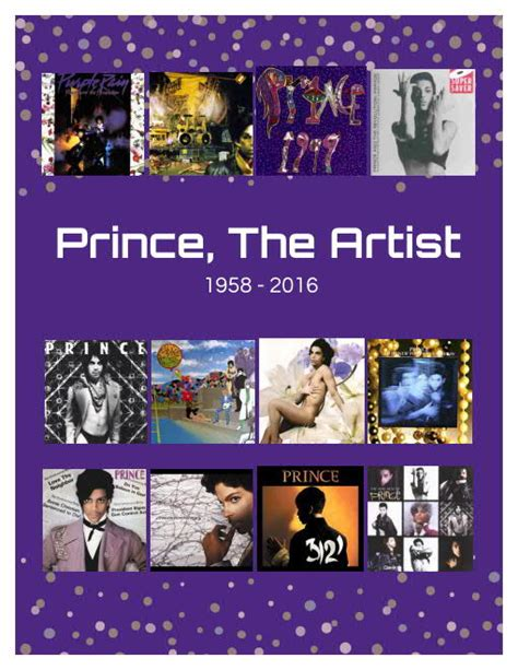 moments remembering prince books remembering prince mesa county libraries