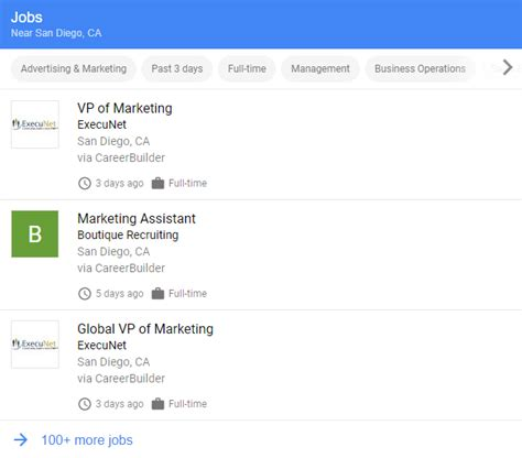 google design job titles guide to google for jobs how to take full advantage