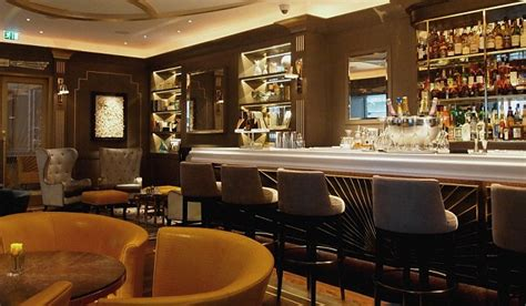 Contemporary Living Rooms the churchill bar and terrace makes history more fun and