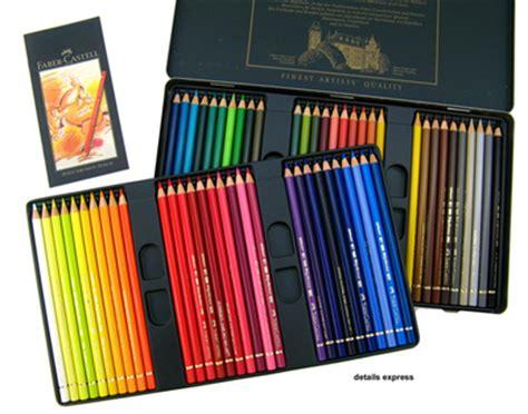 Faber Castell Polychromos 60 Colors coloured pencils sets