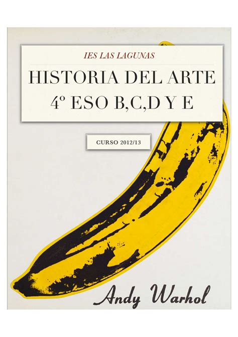 calameo vol 13 no 2 enero 2012 calam 233 o libro historia del arte 4 186 eso vol 1 curso 2012 13