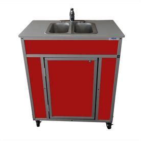 portable sink depot reviews shop portable sinks at lowes com