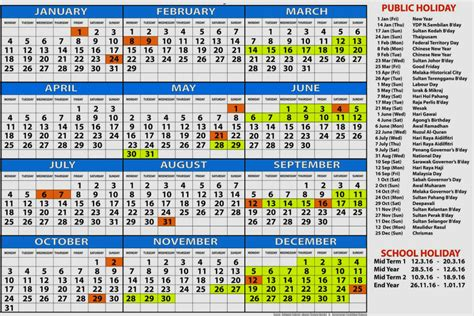 july 2018 calendar with holidays malaysia creative