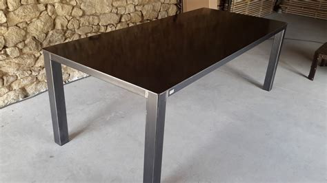 Table En Metal by C Factory Creation Table M 201 Tal